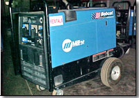 Rental Welding and Cutting Equipment