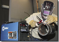 Welding Certification, Procedures and Training